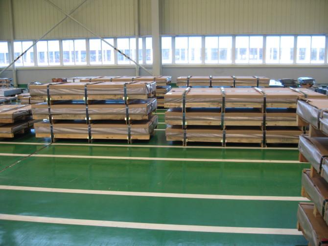 选择无锡浩兴201不锈钢板,就是选择保障!济南明泰机械有限公司买到满意钢材